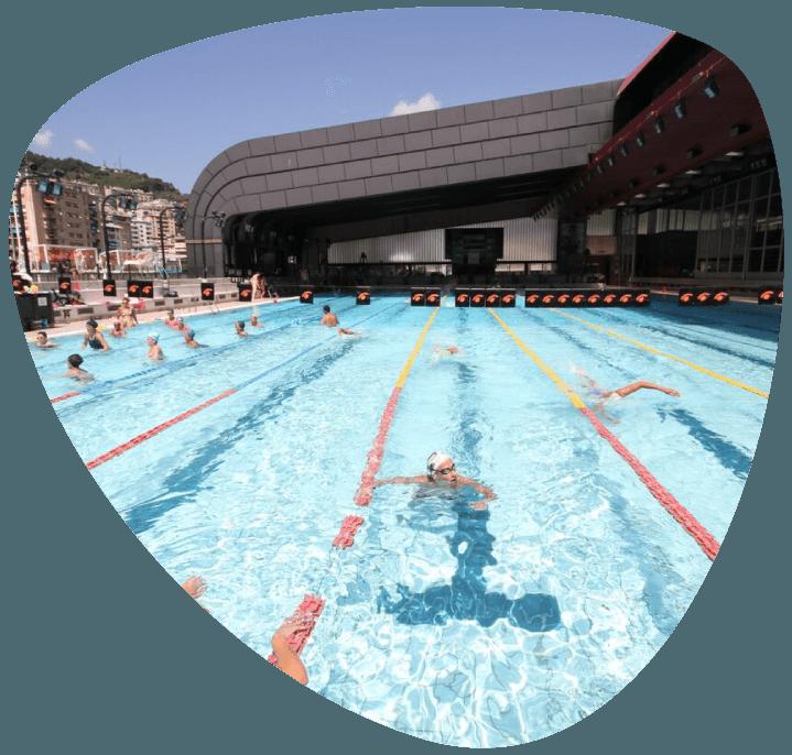Nuoto libero – www.piscinesciorba.com